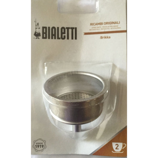 Bialetti Brikka - Spare Funnel for Brikka Coffee Maker - 2 Cup - Blister Pack