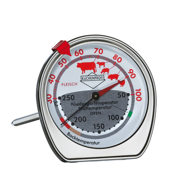 Küchenprofi Combination Roast & Oven Thermometer - Low Temperature Cooking