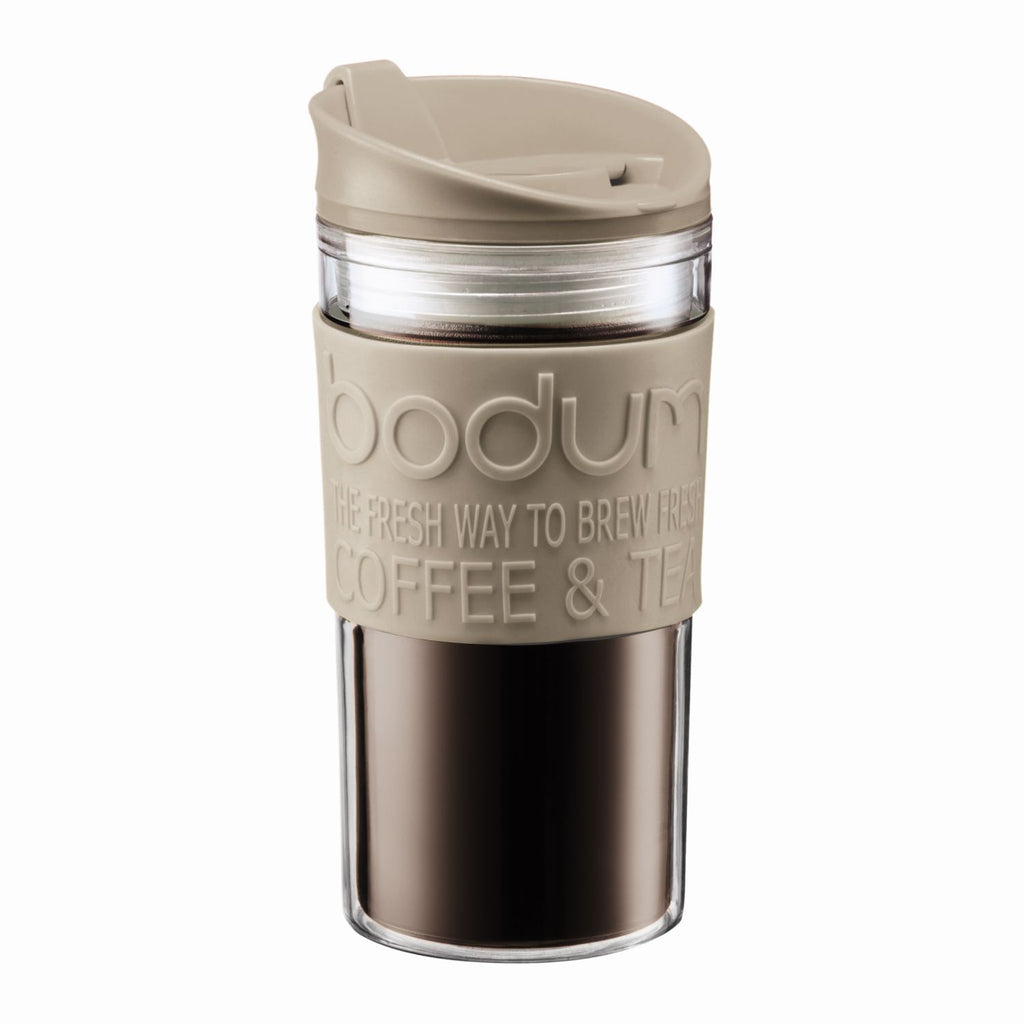 Bodum - Travel mug - Plastic - 0.35 l/12 oz - Various Colours