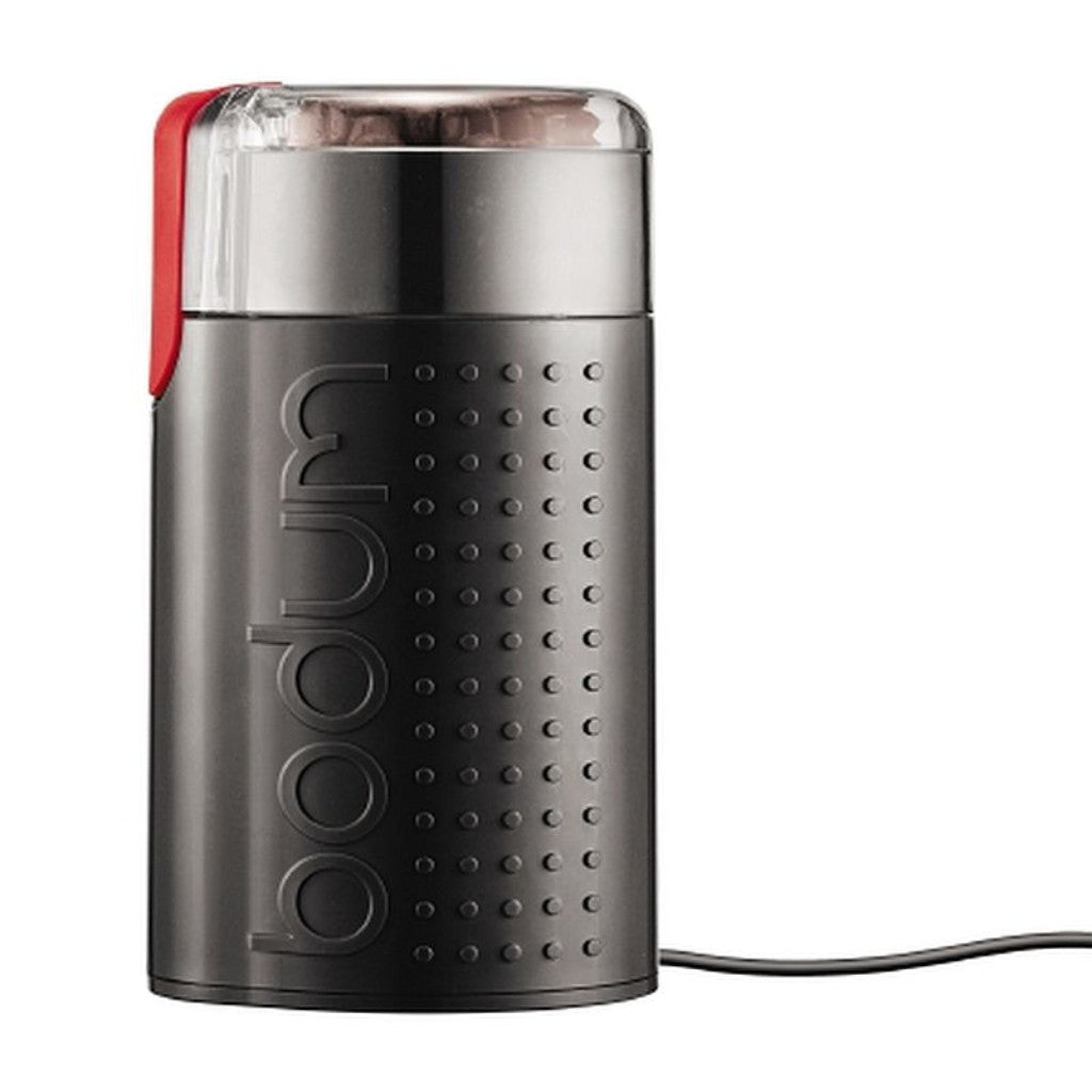 Bodum Bistro - Electric Coffee Grinder - Stainless Steel - Various Colours