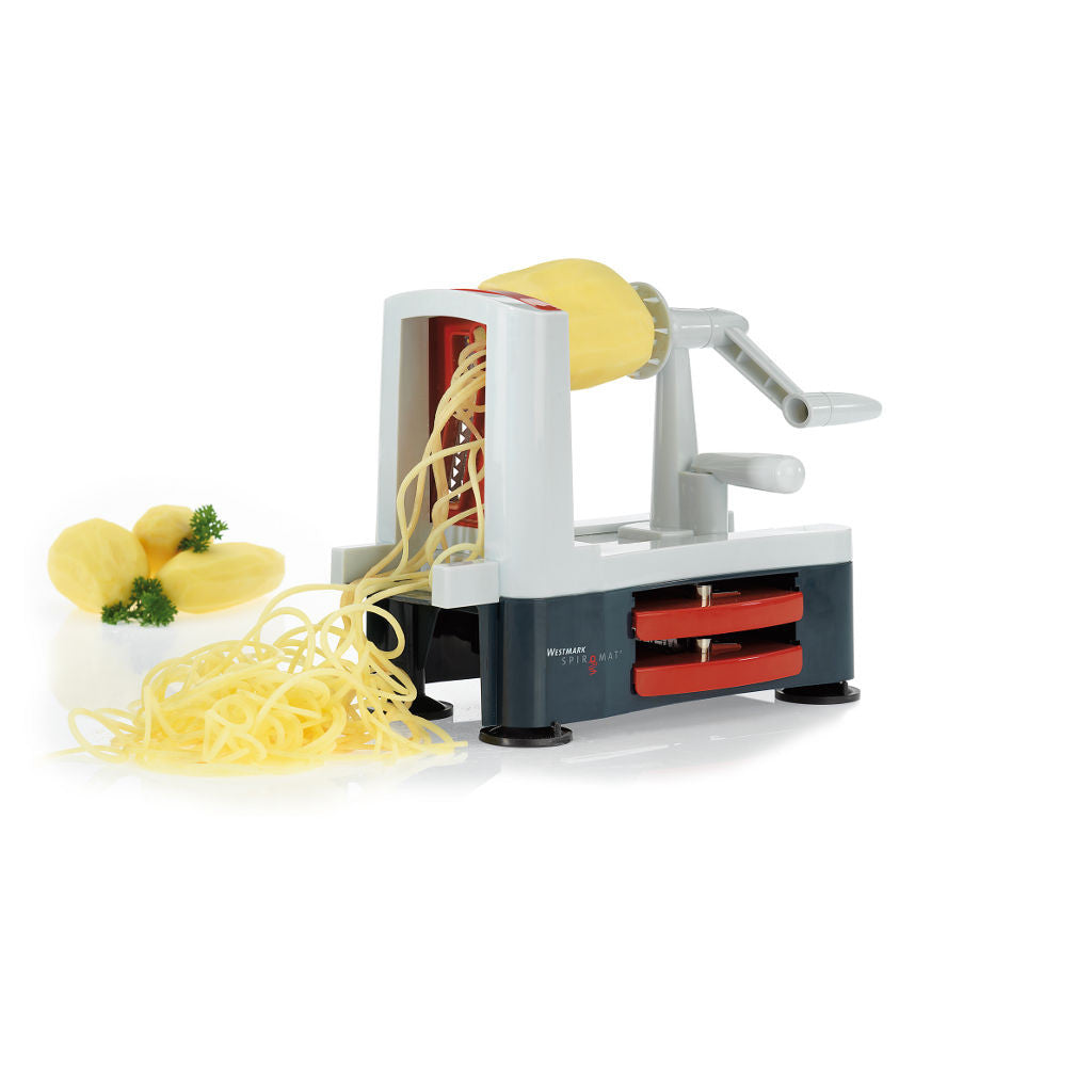 Westmark Spiromat - Fruit and Vegetable Cutter - Stainless Steel Blades