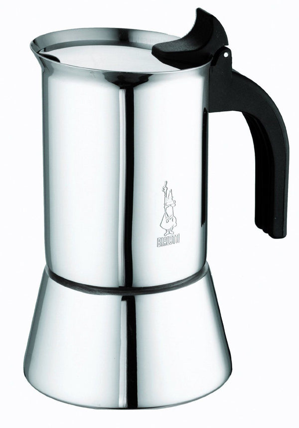Bialetti Venus - Stovetop Espresso Maker - Stainless Steel - Various Sizes