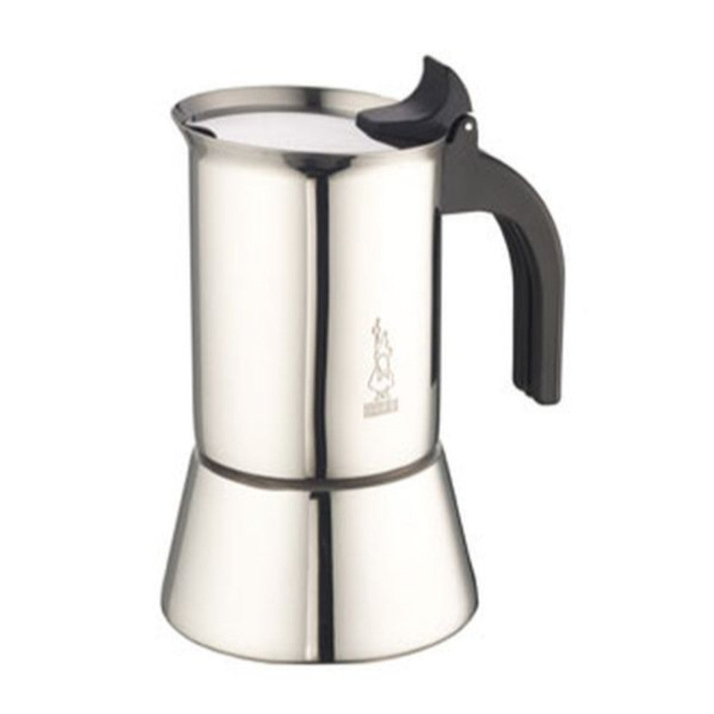 Bialetti Venus - Stovetop Espresso Maker - Stainless Steel - 6 Cups - No Packaging