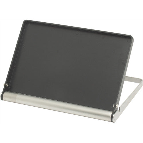 Rosle - Cook Book Holder - Also Suitable for Tablets - Stainless Steel & Plastic