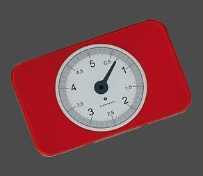 Zassenhaus - Digital Scales - With Pull-Out Display - 5kg - Various Colours