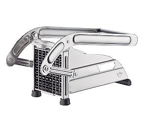 Küchenprofi Potato & Vegetable Cutter Chipper - 2 Blade Sets - Stainless Steel