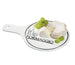 Cilio - Cheese Serving Platter Plate with Handle - Porcelain - 30.5cm long
