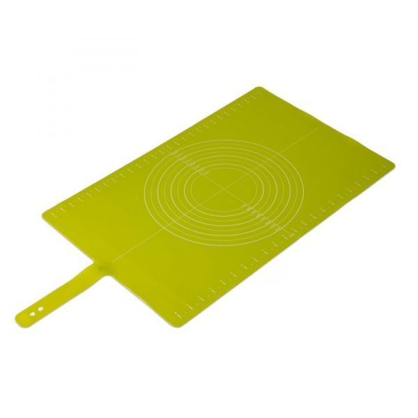 Joseph Joseph Roll Up Non Slip Pastry & Icing Mat - With Size Guide - 74 x 37cm