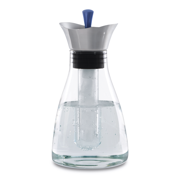 BergHoff Eclipse - Cooling Carafe - Cools Drinks without Diluting - Glass - 1.2l