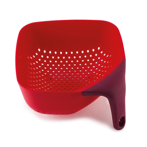 Joseph Joseph - Square Colander - Vertical Handle - Medium - Various Colours