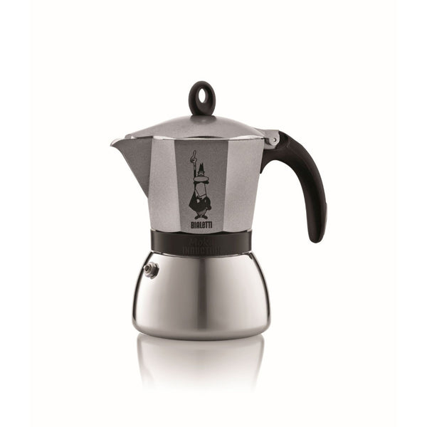 Bialetti Moka - Stovetop Espresso Maker - Induction - Various Sizes and Colours