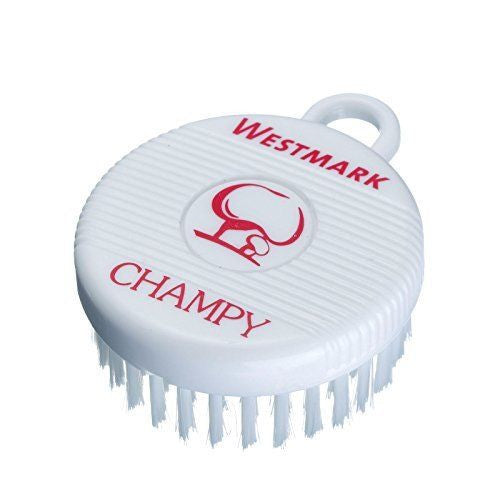 Westmark Champy - Mushroom and Vegetable Cleaning Brush - Plastic Bristles
