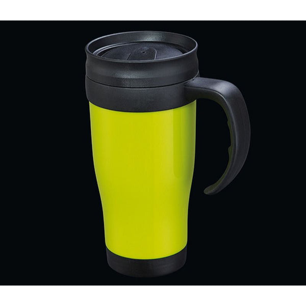 Cilio - Insulated Thermic Car Mug - Double Walled - 0.4l - Various Colours