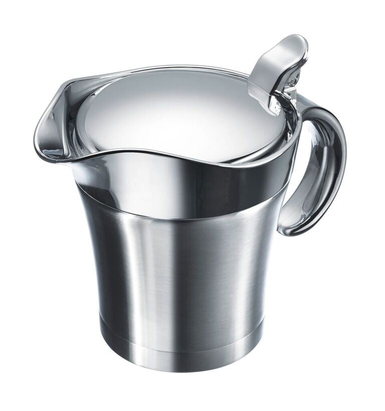 Westmark - Thermal Gravy Boat - Stainless Steel & Chrome-Plated Plastic - 0.5l