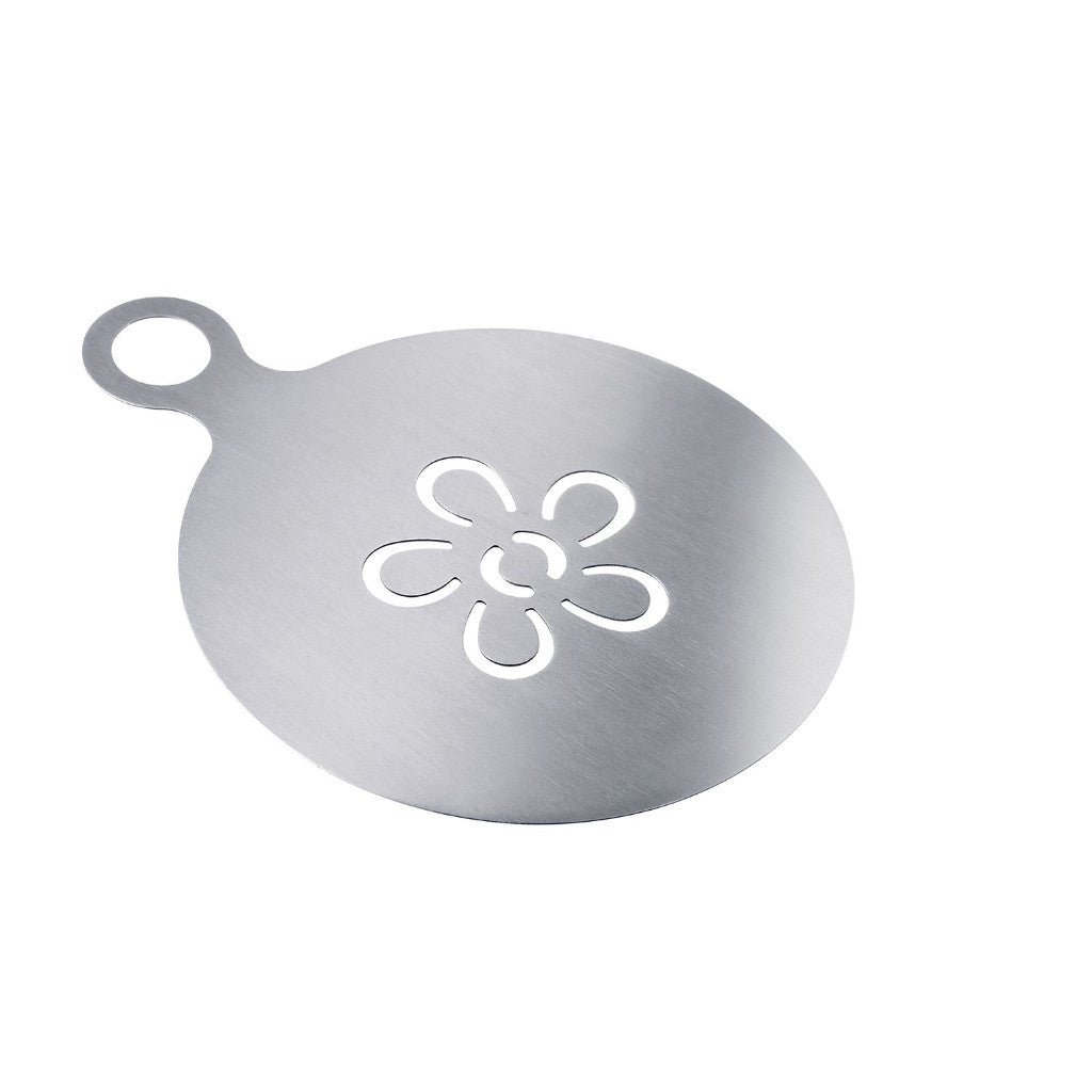 Westmark - Cappuccino Decorating Stencils - 3 Piece - Stainless Steel - 10cm