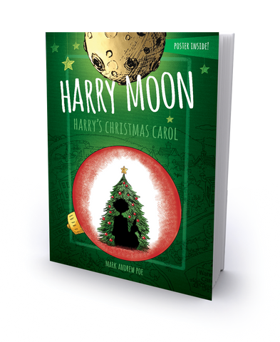 NEW! Harry's Christmas Carol