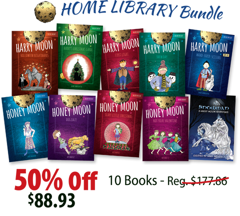 Harry Moon HOME LIBRARY Bundle