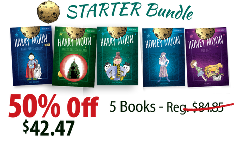Harry Moon STARTER Bundle