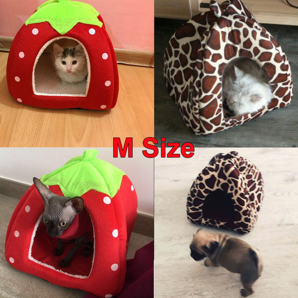 Cute Foldable House for Cats and Dogs - PawMerch