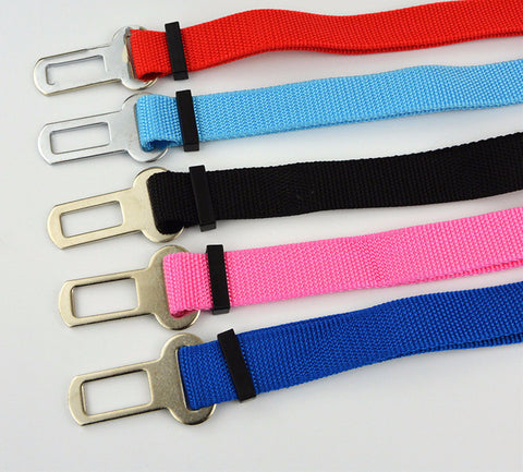 Strong High quality Car Safety Leash  (5 different colors available)