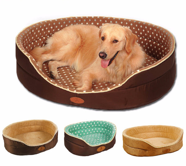 Double sided All seasons luxurious Doggy Bed - PawMerch