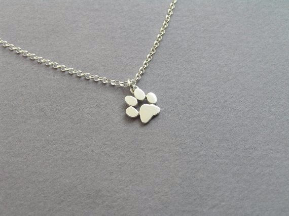 Gorgeous Paw Necklace - PawMerch