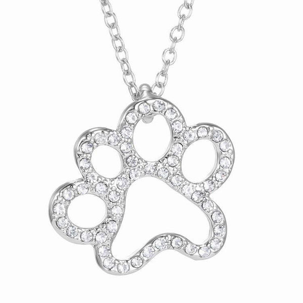 "Lovely ""Paw"" Pendant - PawMerch"