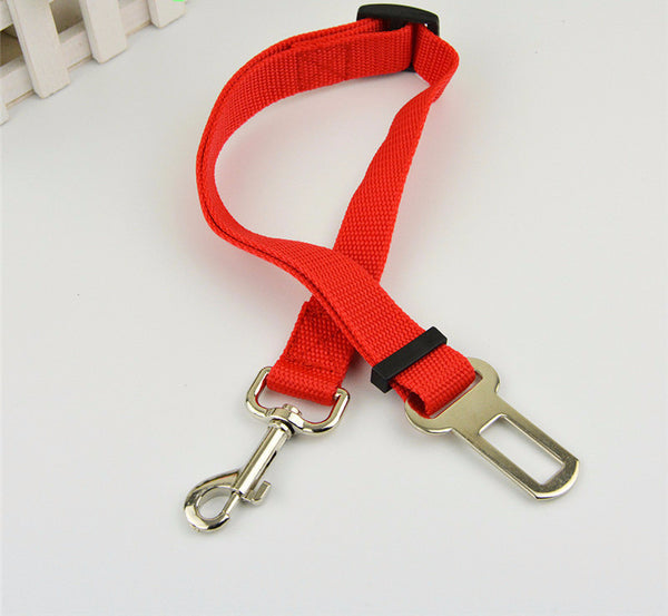Strong High quality Car Safety Leash  (5 different colors available) - PawMerch