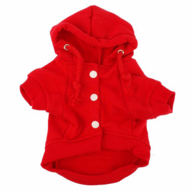 Hooded Sweatshirt for Puppy/Dog