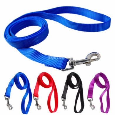 4 Feet High Quality Nylon Dog Leash - PawMerch