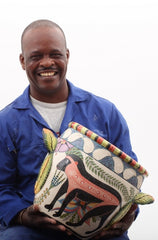 George Manyathela Thrower | Ardmore Ceramics | Shop By South Africa