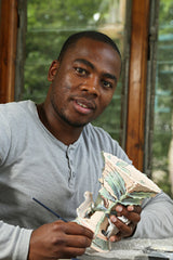 Mthulisi Ncube Painter Ardmore Fine Ceramics Shop By Southern Africa