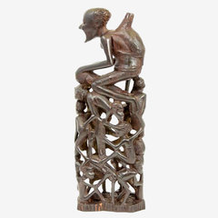 Makonde Sculpture | Tree of Life | Art Sculpture and Carving