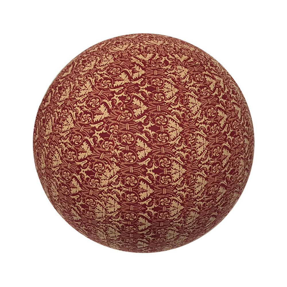 Yoga Ball Cover Size 55cm Design Red Rhapsody - Global Groove