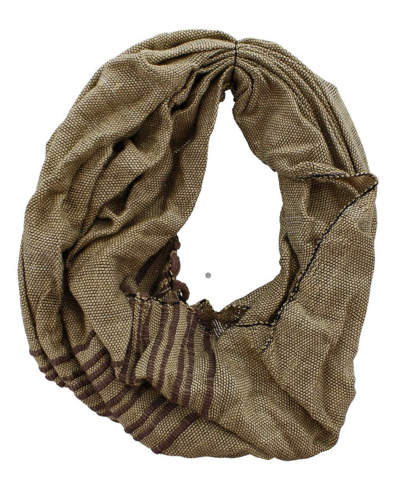 Loose Weave Bamboo Cowls-Clothing & Accessories-Zawadee.com
