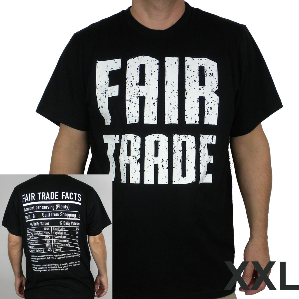 Unisex Fair Trade Tee Shirt Large Fair Trade - Freeset