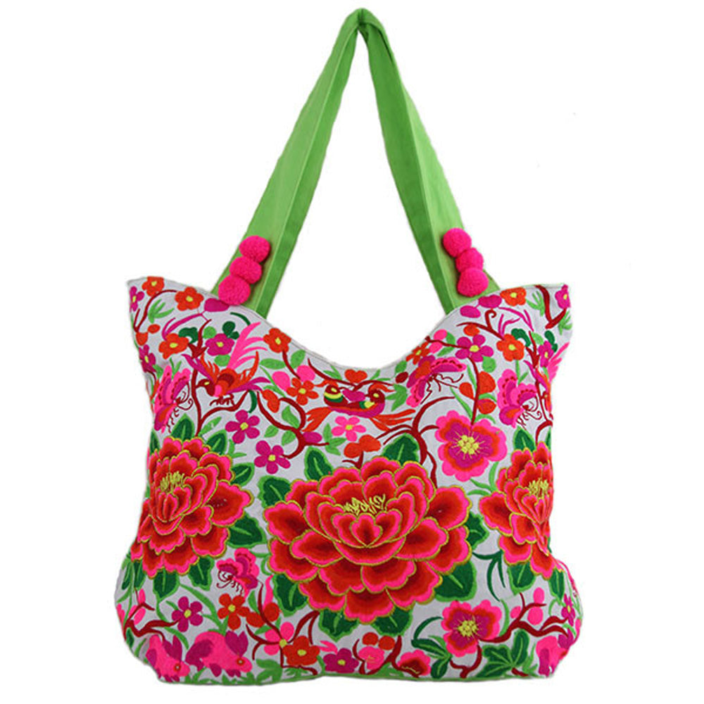 Rose Garden Bag - Global Groove