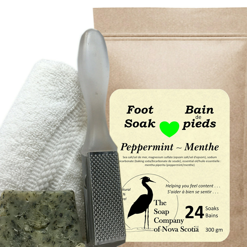 Peppermint Spa Pack