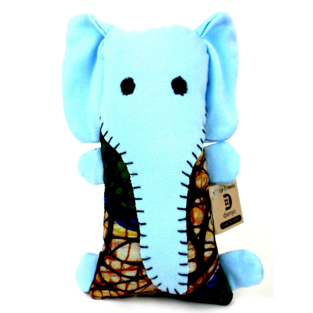 Little Friends Elephant Plush Dsenyo