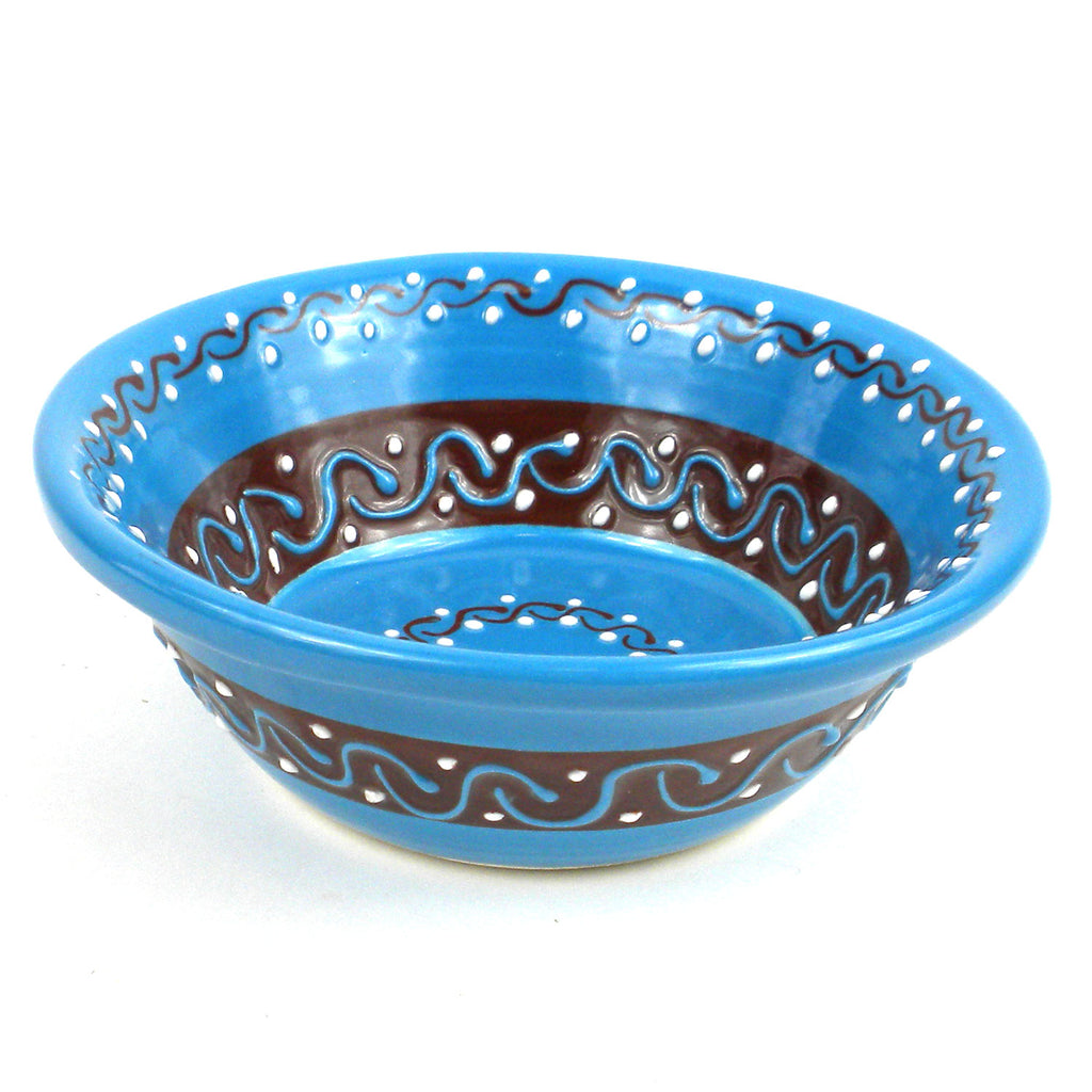 Small Bowl Azure Blue Encantada