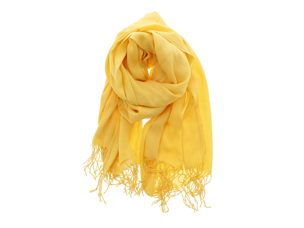 Pashmina-Style Womens Shawl 26 inches wide by 72 inches long Sunshine Coast