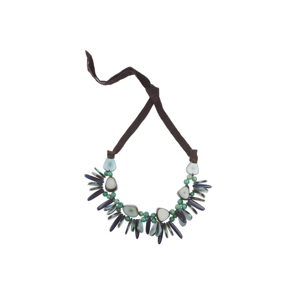 Rhumba Necklace in Quarry Faire Collection