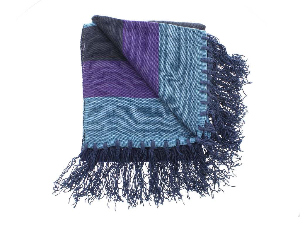 Bamboo Shawl Jewel Contemporary The Tsandza Collection