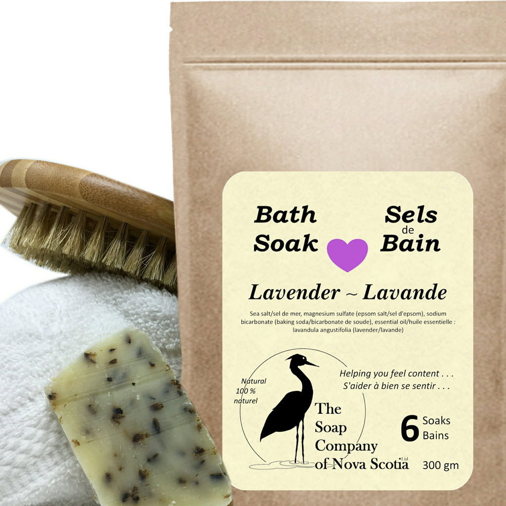 Lavender Spa Pack