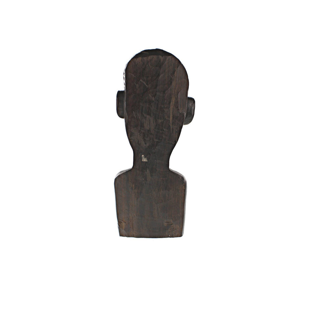 One-of-a-Kind Hand Carved Hardwood Collectible Figurine Makonde Woman