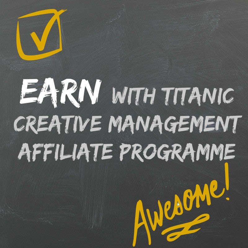 *NEW* Affiliate Programme