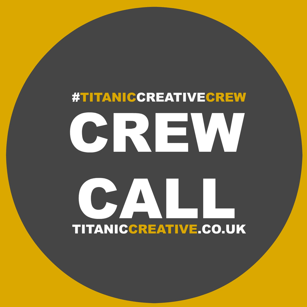 *Urgent* Crew Call: 3 Hairstylist and Makeup Artists needed for short feature film in Antrim (08/06/17-09/06/17)
