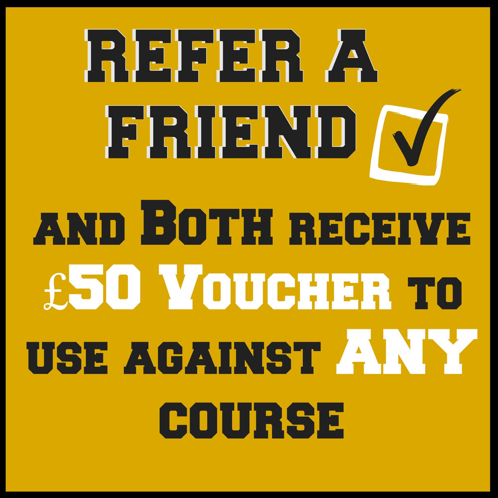 Introducing Refer a Friend Offer!