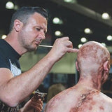 Learn how to create & apply flawless Baldcaps with Adrian Rigby - 27th & 28th July 2019, Training Courses, Titanic Creative Management, Titanic Creative Management learn, makeup, courses, training, belfast, beauty, sfx, prosthetics, ireland, northern_ireland, united_kingdom, uk, europe, Titanic Creative Management