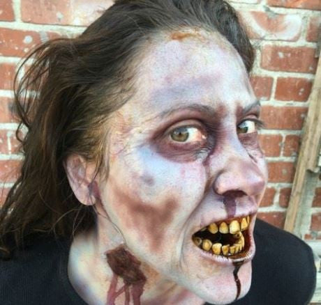 Brian Kinney's Zombie Teeth Workshop - Fri 4th Aug 5pm-9pm